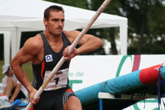Roman Šebrle at Talence Decastar 2006