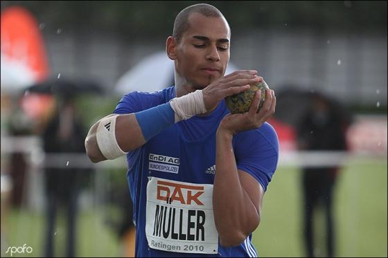 Norman Müller in Ratingen 2010