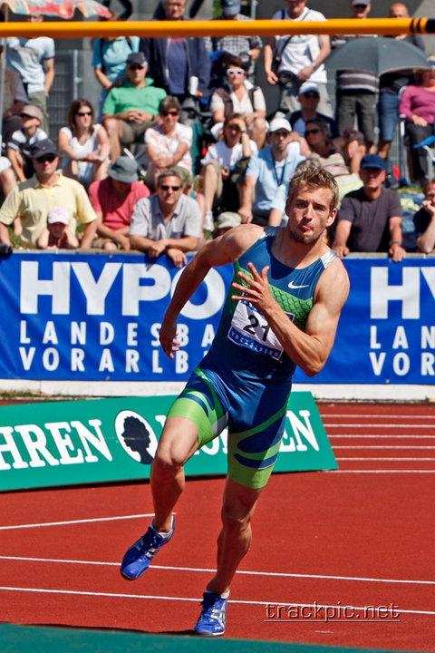 Ingmar Vos at Götzis Hypomeeting 2009