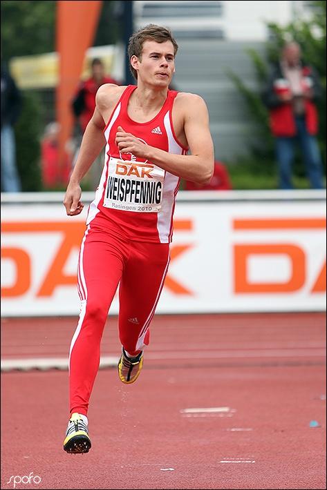 Nils Wiespfennig in Ratingen 2010