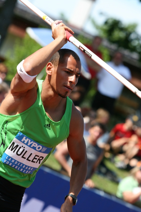 Norman Müllar - Götzis Hypomeeting 2011