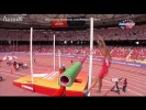 Ashton Eaton 9045 points World Record Beijing 2015 Full Decathlon