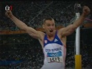 Roman Šebrle at the Olympic Games in Athens 2004
