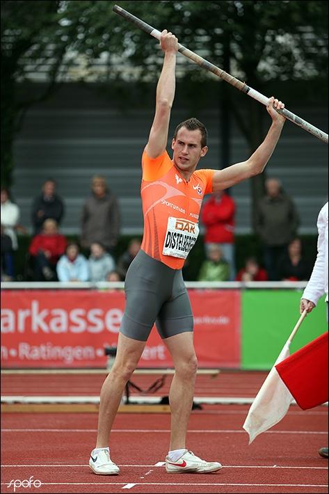 Dominik Distelberger in Ratingen 2010
