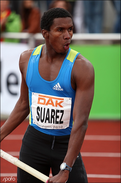 Leonel Suarez in Ratingen 2010