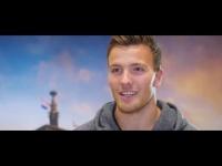 Interview Pieter Braun European Athletics Championships Amsterdam 2016