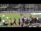 Moritz Cleve pole breaks at 4.60 m