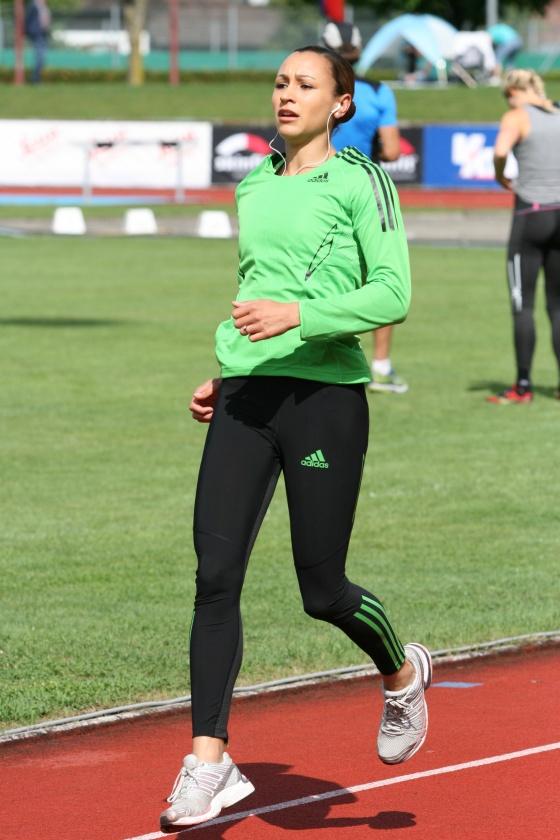 Jessica Ennis - Götzis Hypomeeting 2011