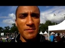 Ashton Eaton: Why he had to interrupt his decathlon?