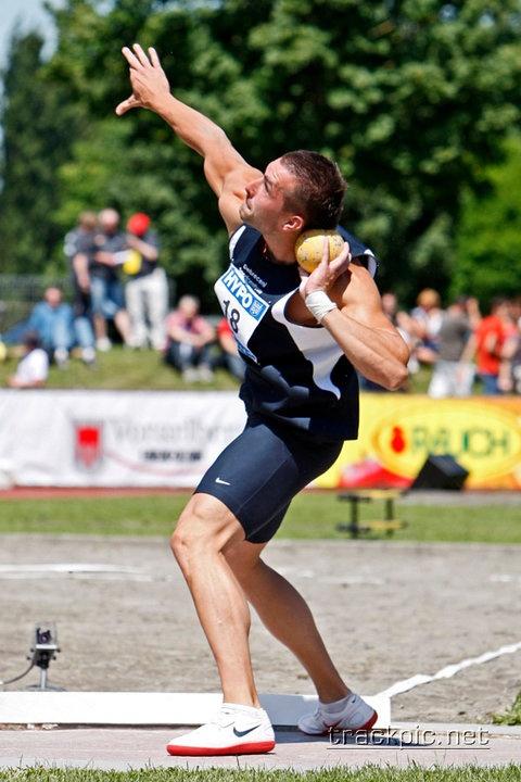 Attila Szabo at Götzis Hypomeeting 2009
