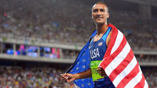 Ashton Eaton is the greatest all-around athlete on the planet