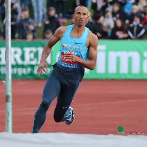 Damian Warner. Photo by Olavi Kaljunen - tackpic.net