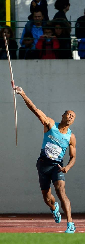 Damian Warner by Michel Fisquet